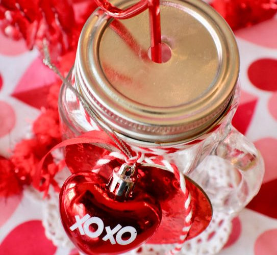 I Heart Valentine's Tablescape - Gallery Slide #5