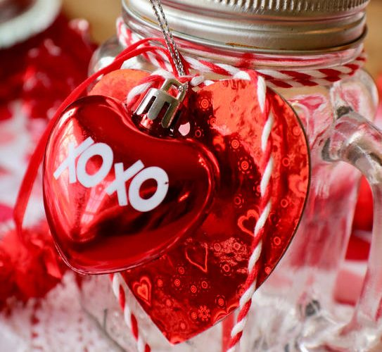 I Heart Valentine's Tablescape - Gallery Slide #6