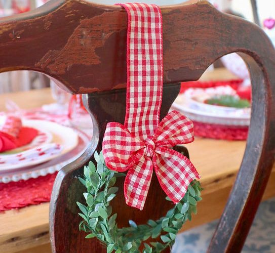 I Heart Valentine's Tablescape - Gallery Slide #7
