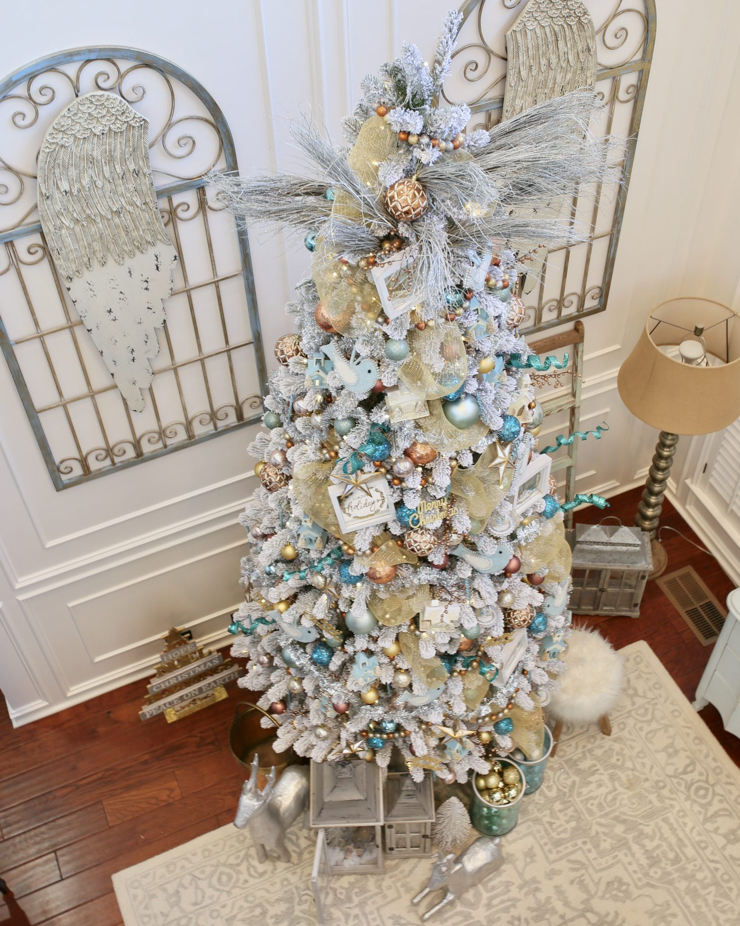 Christmas in July: Decor Trends of 2018 | CuterTudor