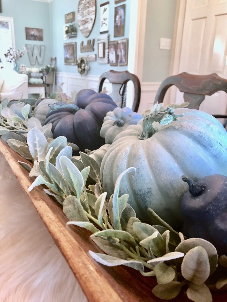 how to acrylic paint to faux pumpkins