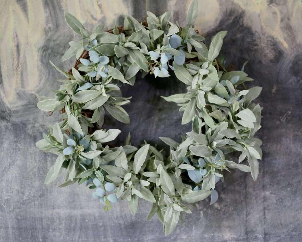 how to make a diy wreath