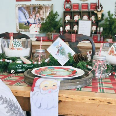 holiday tablescape tips