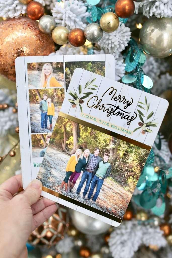 Create Customized Holiday Greeting Cards from Snapfish | CuterTudor