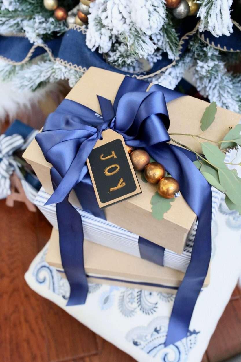 Amazing Christmas Gift Wrap Ideas & Amazing Christmas Gift Wrap Ideas | CuterTudor