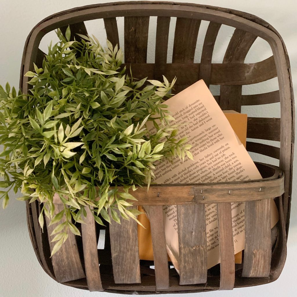 5 Ways To Decorate With A Tobacco Wall Basket Cutertudor