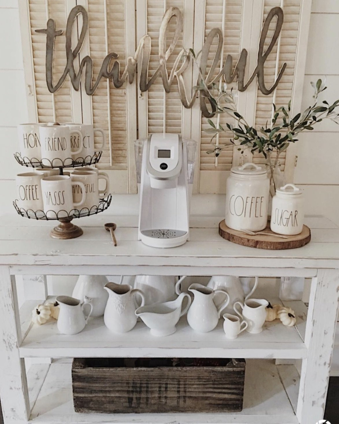 The 30 Best Coffee Bar At Home Ideas Cutertudor